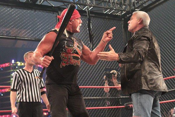 Team Hogan vs. Team Flair