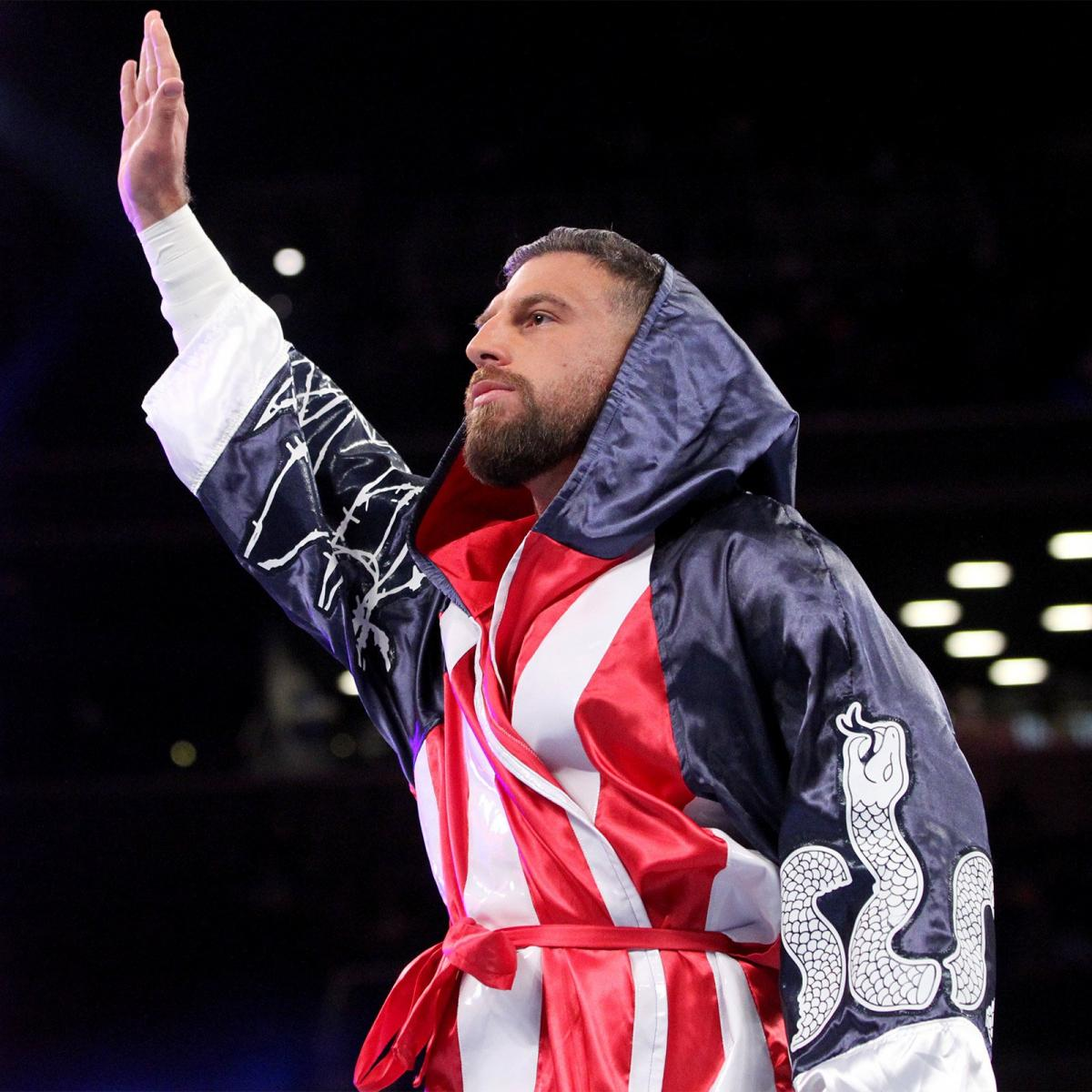 Drew Gulak habla de John Cena Drew Gulak podría debutar en AEW