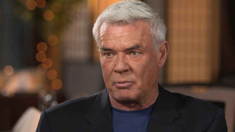 Problemas entre Ric Flair y Eric Bischoff