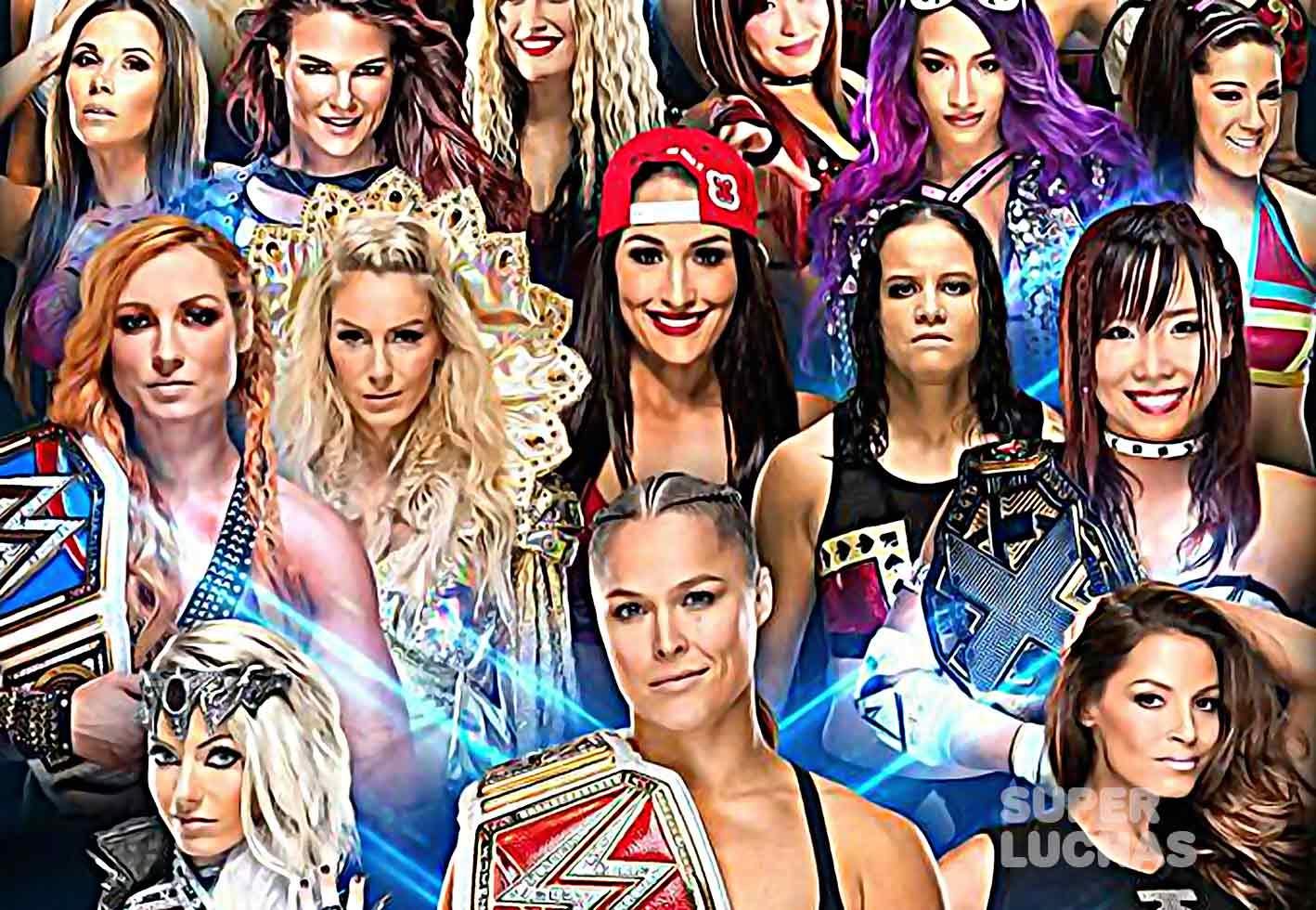 Evolution WWE