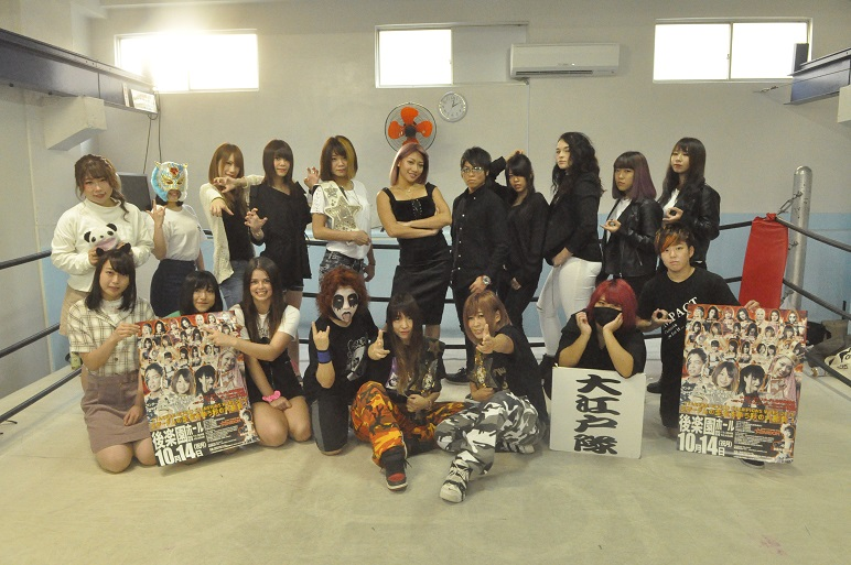 "Stardom: Participantes y calendario del ""Goddesses of Stardom Tag League 2019"" 2"