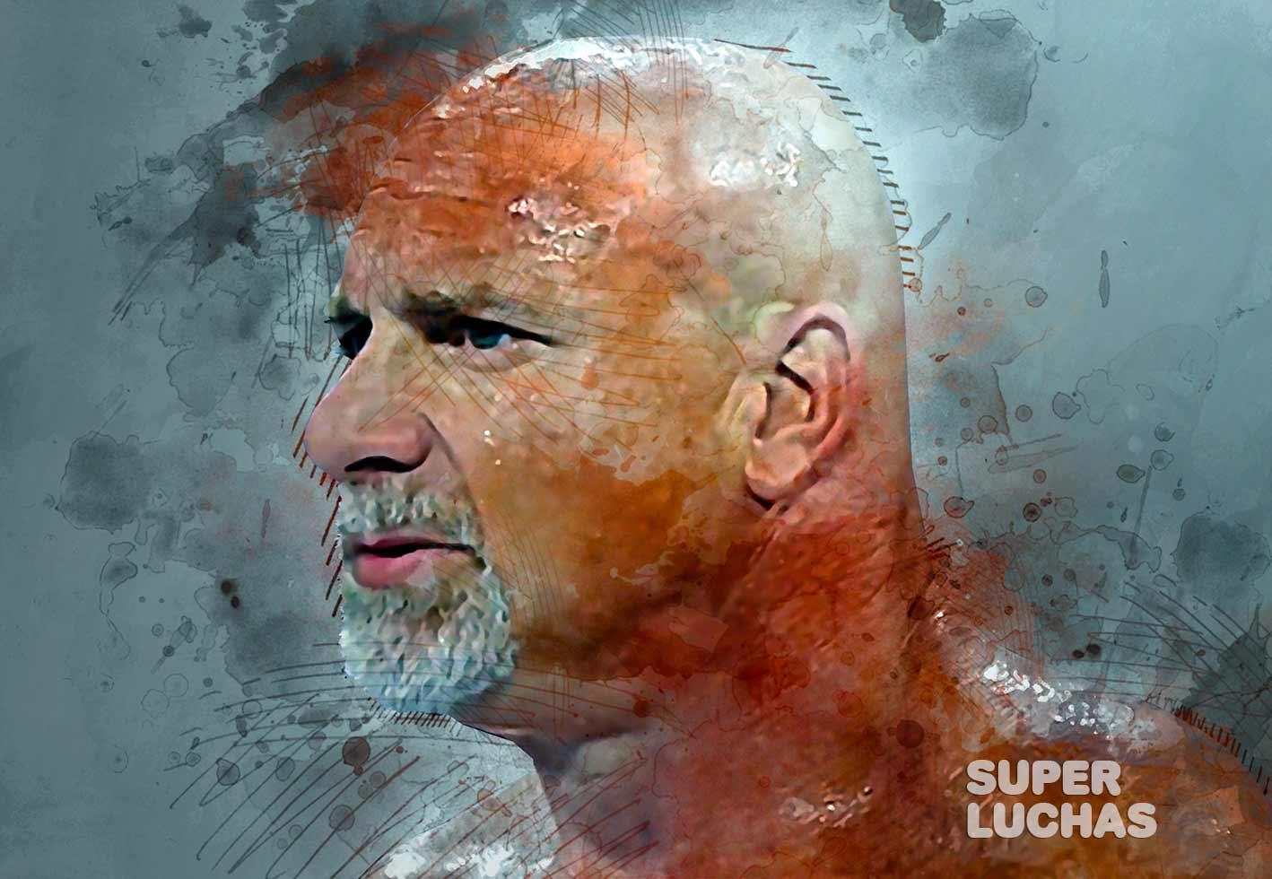 Goldberg vs The Fiend es un error