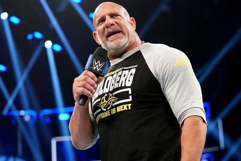 El futuro de Goldberg en WWE