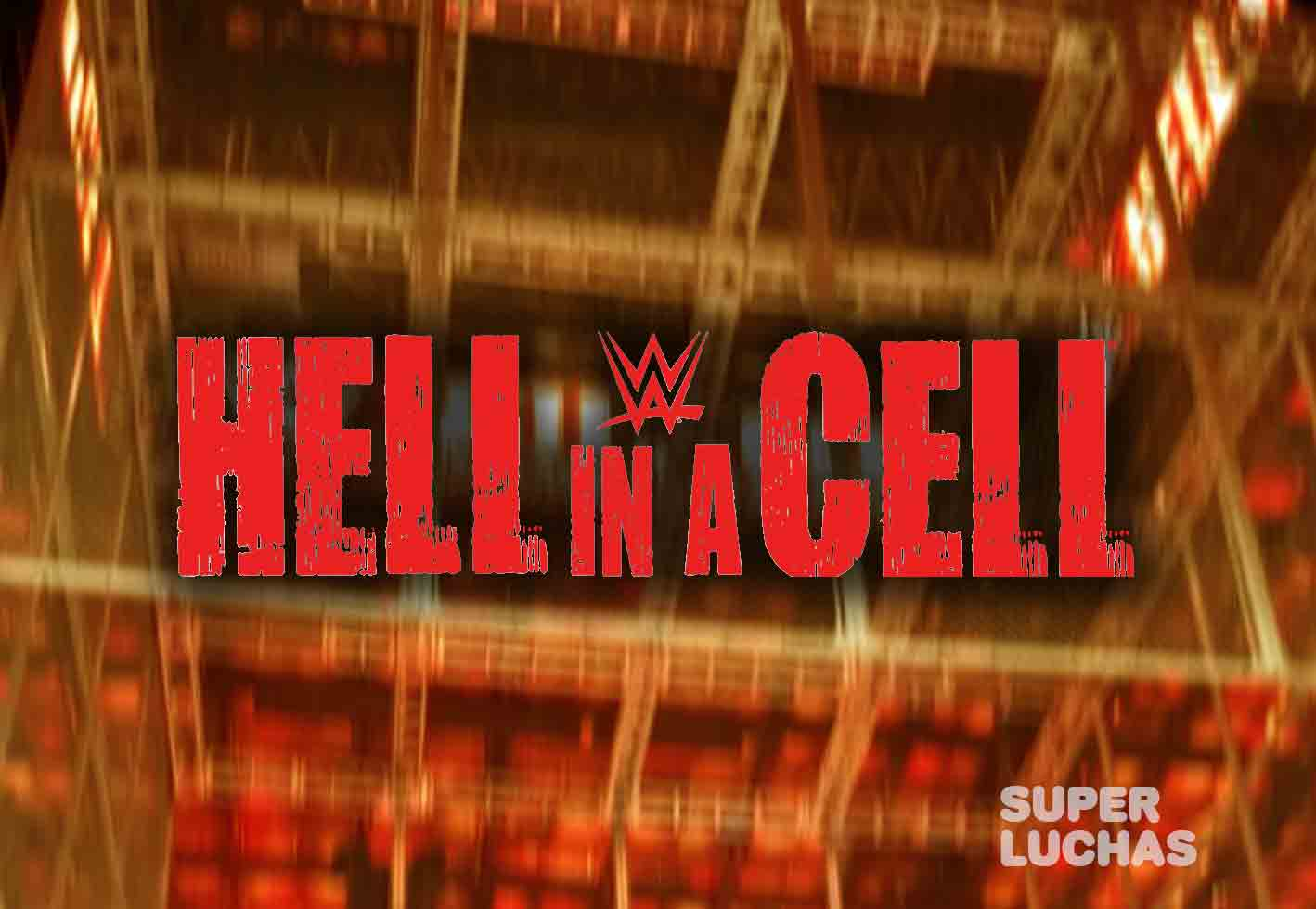Logo Hell in a Cell