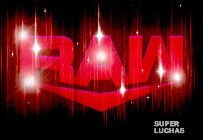 Luchas del primer Raw de 2020
