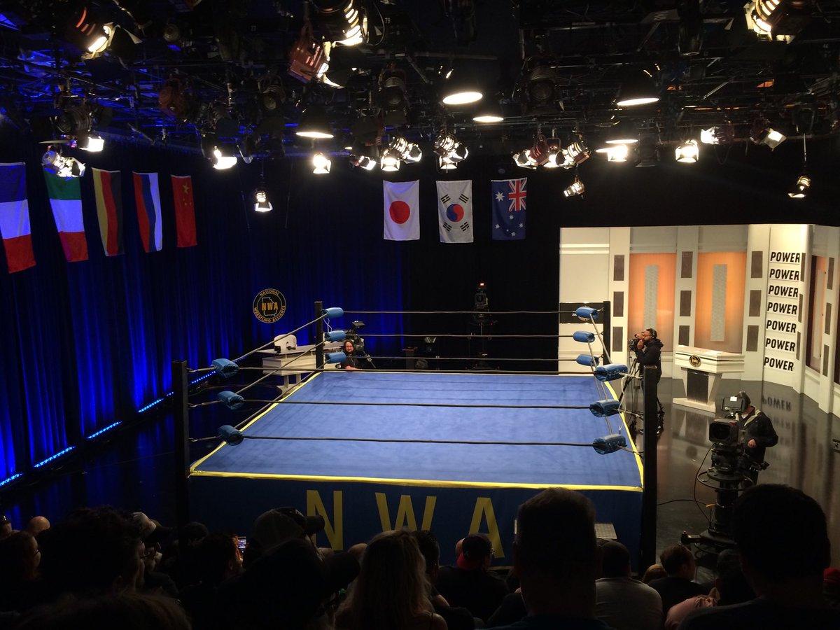 Impact Wrestling, NWA. AEW