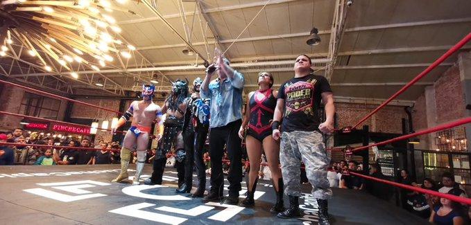 AAA: Resultados de Lucha Capital 2 - Episodio 2 1