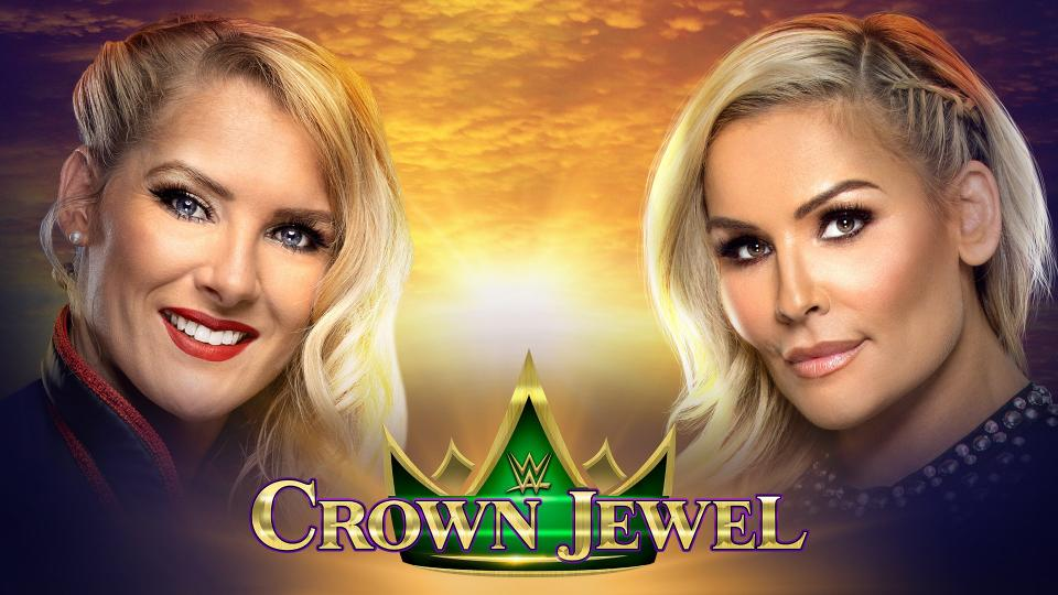 Natalya y Lacey Evans