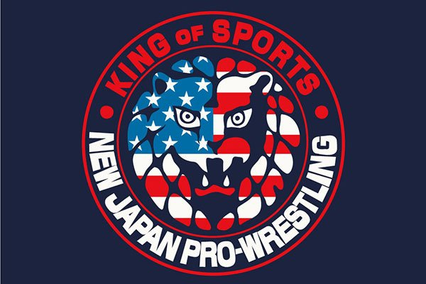 Logo New Japan Pro Wrestling of America / Twitter.com/NJPWofAmerica