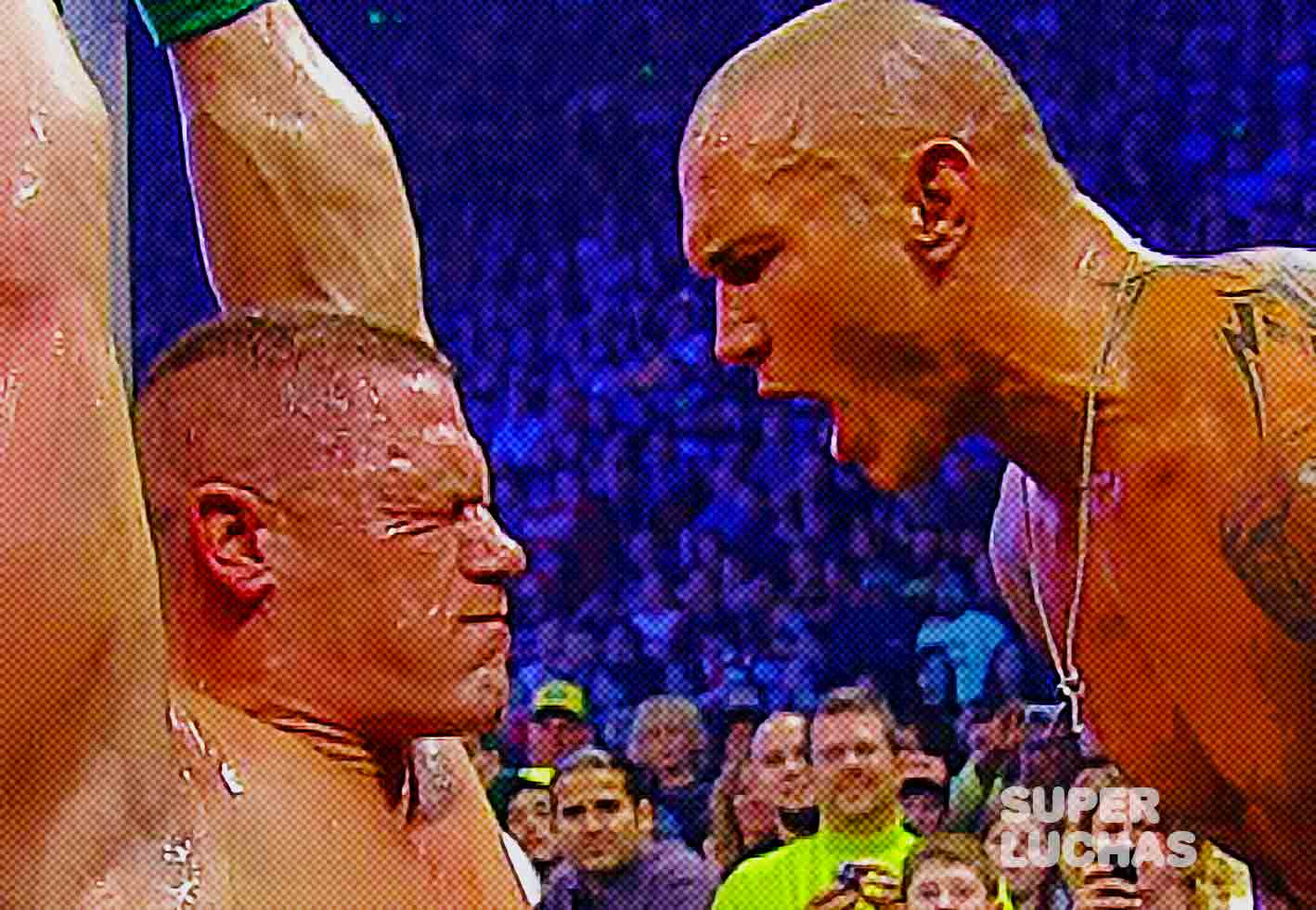 Randy Orton y John Cena