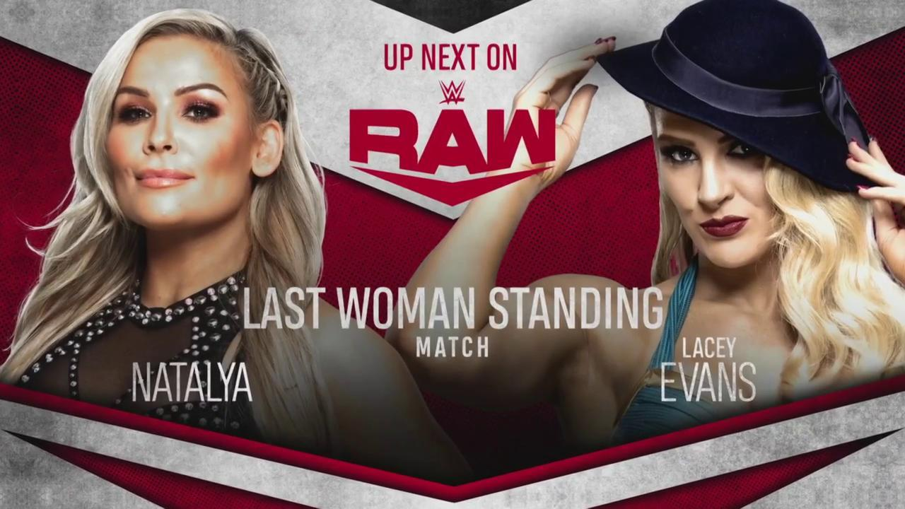 WWE Raw 7 de octubre 2019