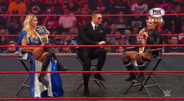 WWE Raw (7 de octubre 2019) | Resultados en vivo | Tyson Fury en WWE 26