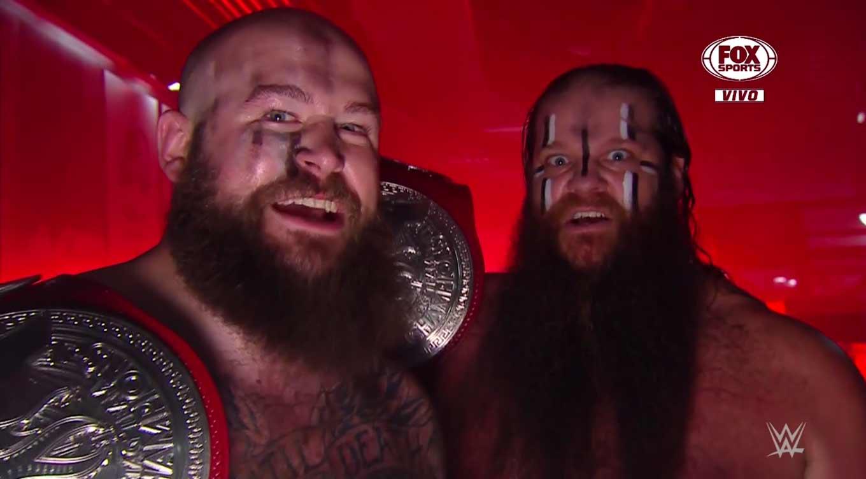 WWE RAW (14 de octubre 2019) | Resultados en vivo | Draft 2019 24