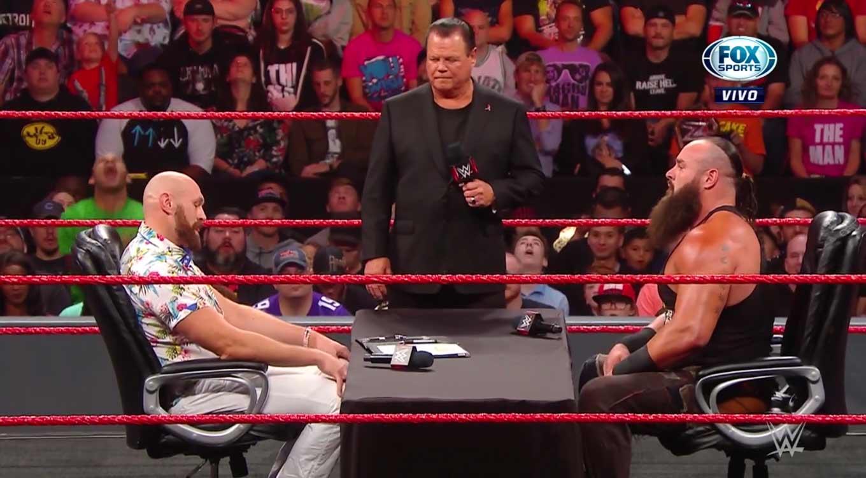 WWE RAW (14 de octubre 2019) | Resultados en vivo | Draft 2019 34