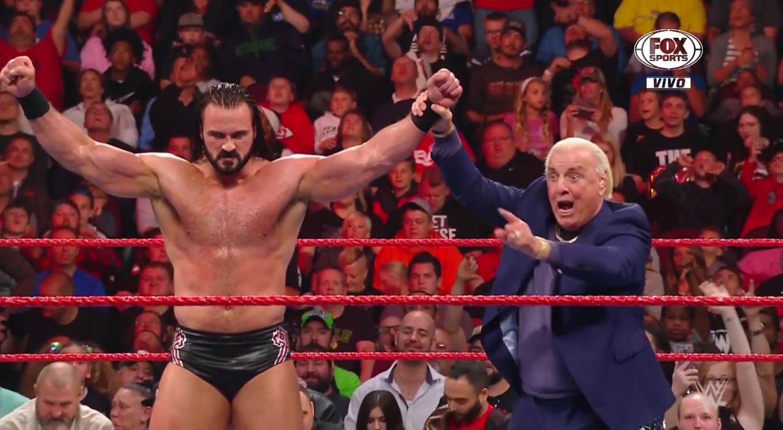 Raw 21 de octubre 2019