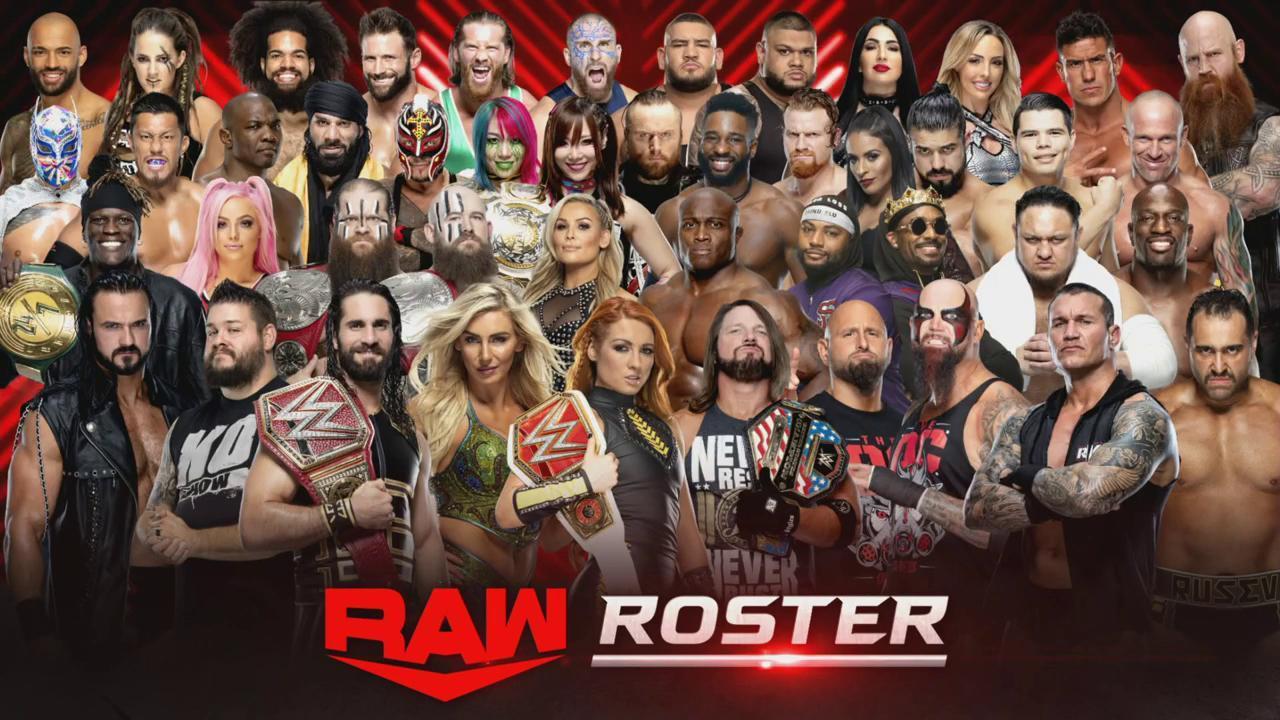 WWE Raw (21 de octubre 2019) | Resultados en vivo | Seth Rollins, el incendiario 2