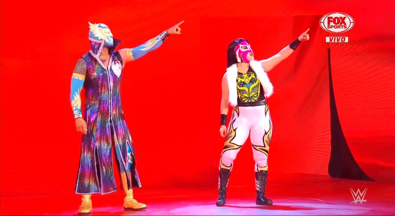 WWE RAW (28 de octubre 2019)   Resultados en vivo   Seth Rollins vs. Erick Rowan 3