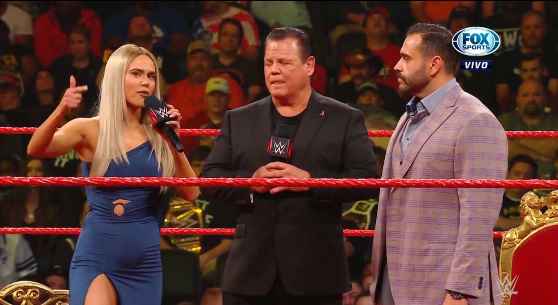 Raw 28 de octubre 2019