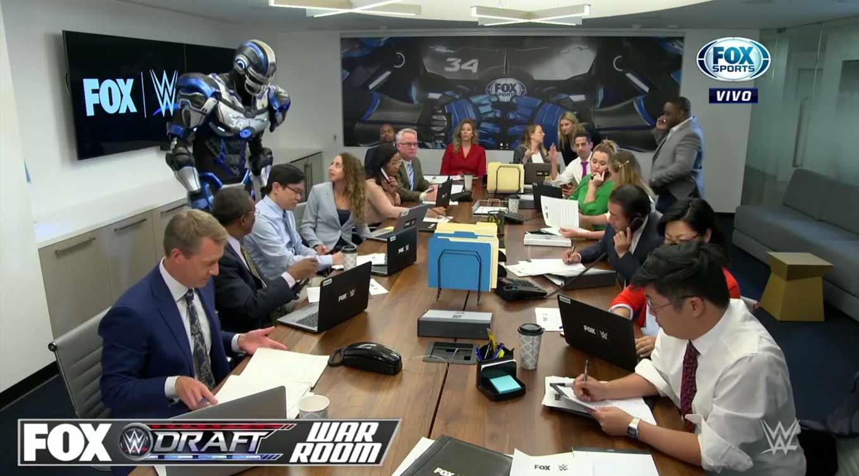 WWE SMACKDOWN (11 de octubre 2019)   Resultados en vivo   Inicia el Draft 7