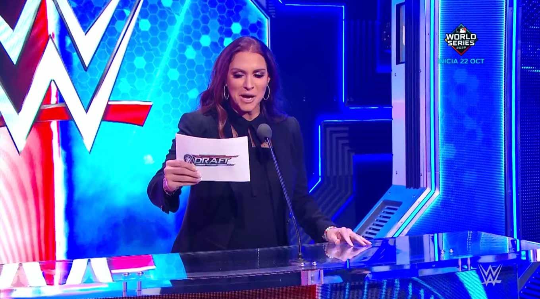 WWE SMACKDOWN (11 de octubre 2019)   Resultados en vivo   Inicia el Draft 8