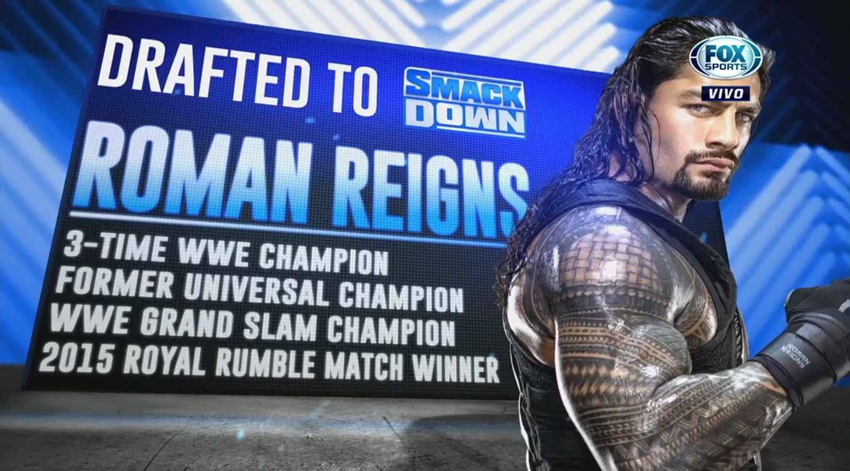 WWE SMACKDOWN (11 de octubre 2019)   Resultados en vivo   Inicia el Draft 10