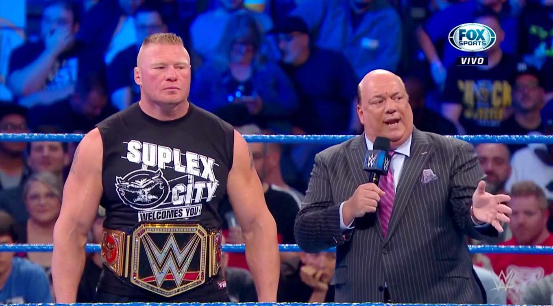 SmackDown 11 de octubre 2019
