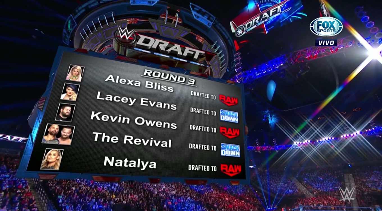 WWE SMACKDOWN (11 de octubre 2019)   Resultados en vivo   Inicia el Draft 25