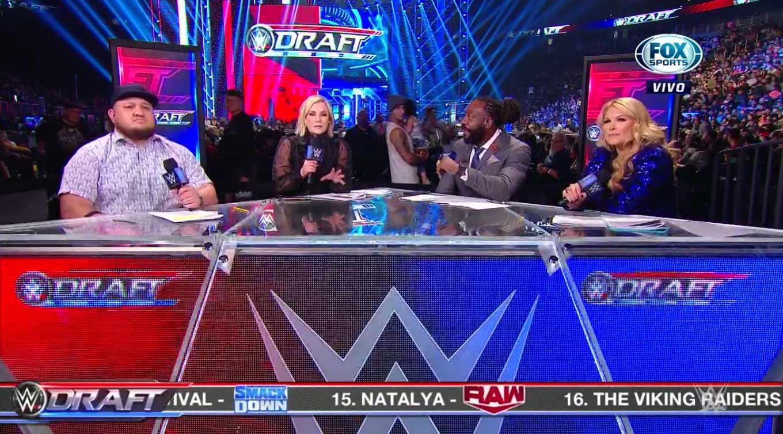 WWE SMACKDOWN (11 de octubre 2019)   Resultados en vivo   Inicia el Draft 27