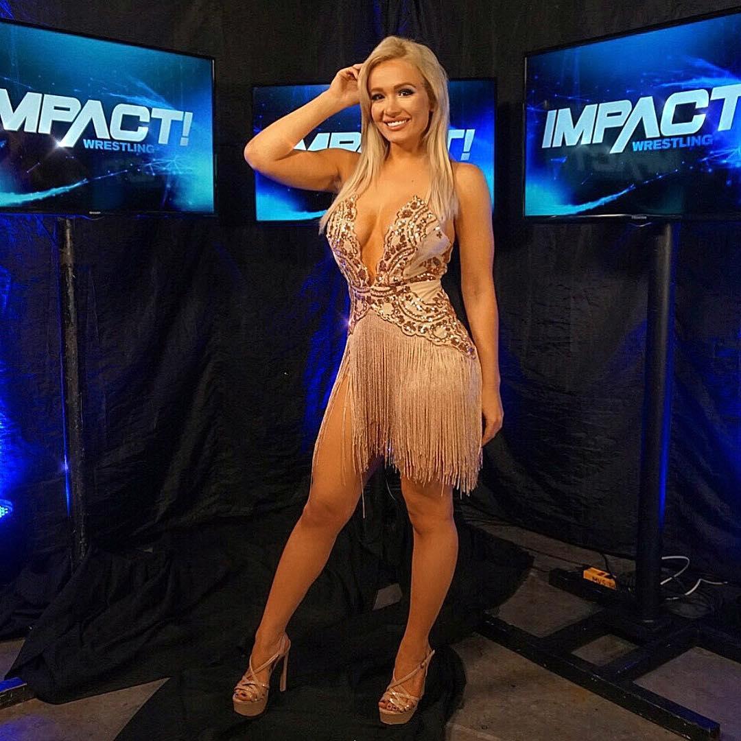 Scarlett Bordeaux llega a WWE