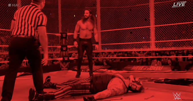 Seth Rollins vs. Bray Wyatt