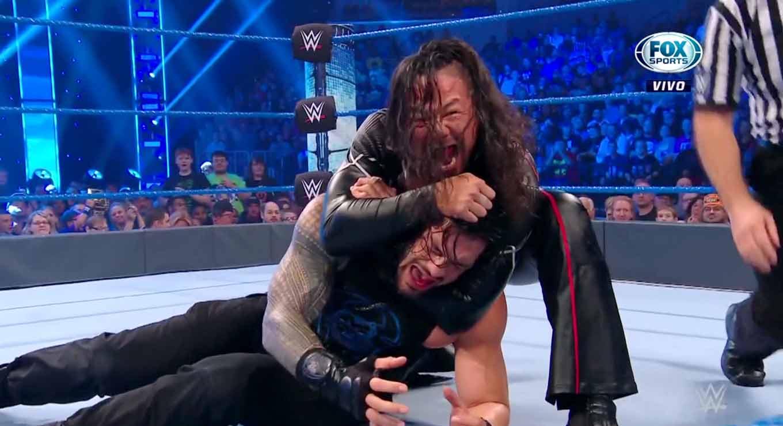 SmackDown 18 de octubre 2019
