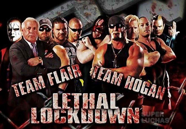 Team Hogan vs. Team Flair 2010