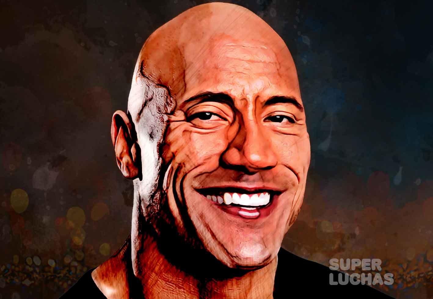 The Rock en Super Bowl LIV