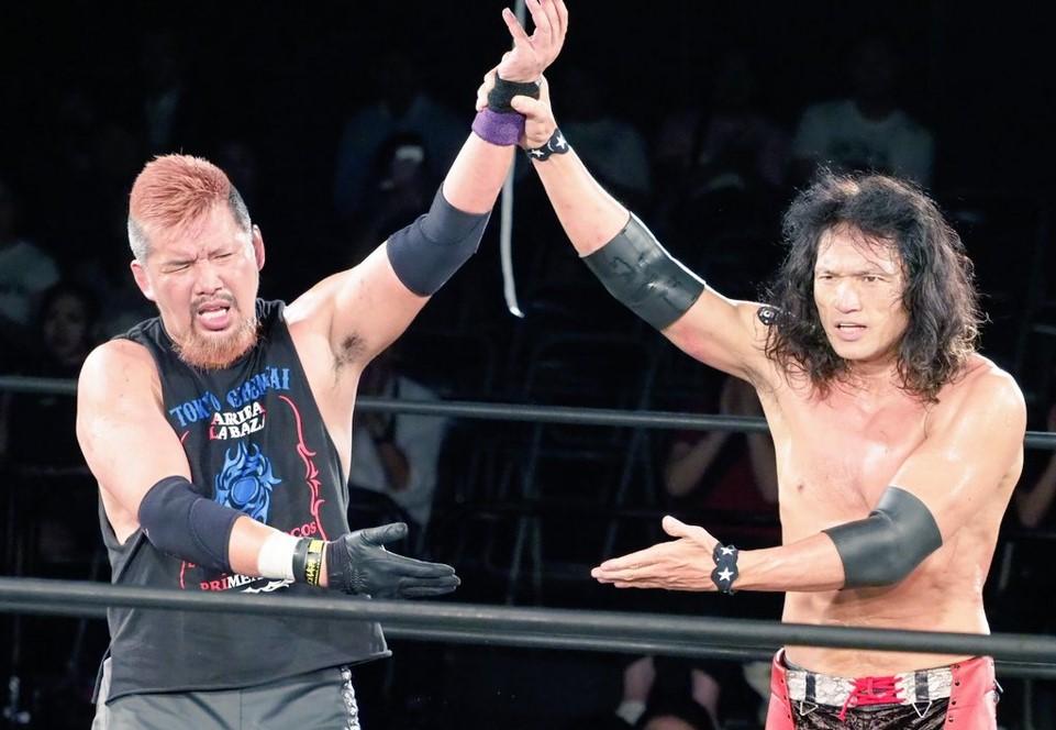 """Tokyo Gurentai: """"Tokyo Dream 2019"""" Nuevos campeones 4"""