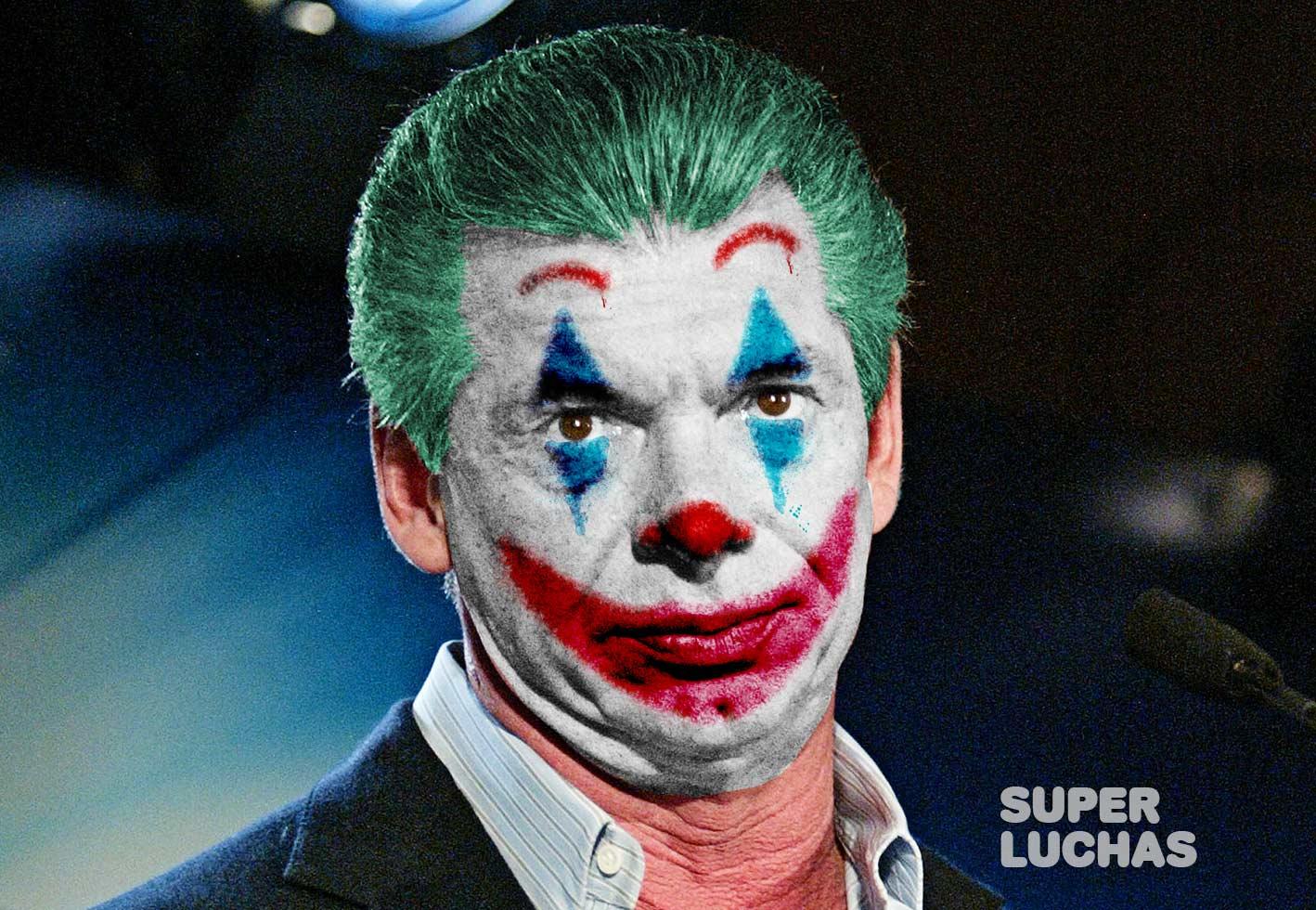 Vince McMahon Joker
