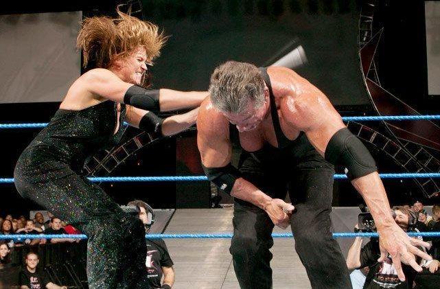 Vince McMahon vs Stephanie McMahon