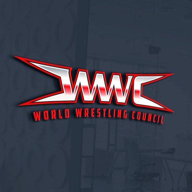Superestrellas de la Lucha Libre WWC 8 Marzo 2020 10