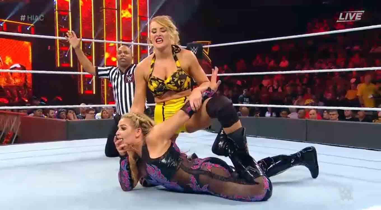 WWE HELL IN A CELL (6 de octubre 2019) | Resultados en vivo | Rollins vs. The Fiend 3