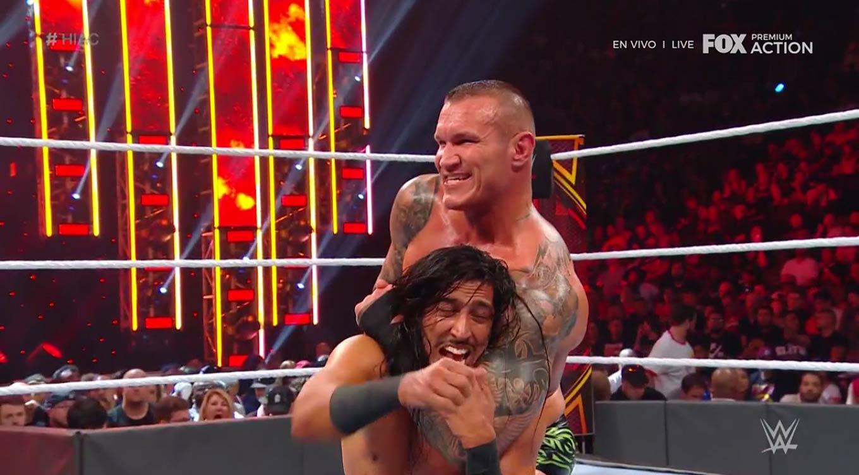 WWE HELL IN A CELL (6 de octubre 2019) | Resultados en vivo | Rollins vs. The Fiend 28
