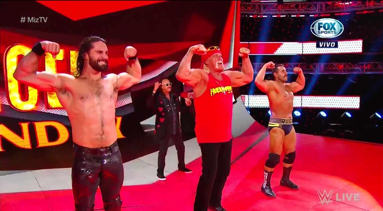 WWE RAW (30 de septiembre 2019) | Resultados en vivo | Inicio de temporada 24