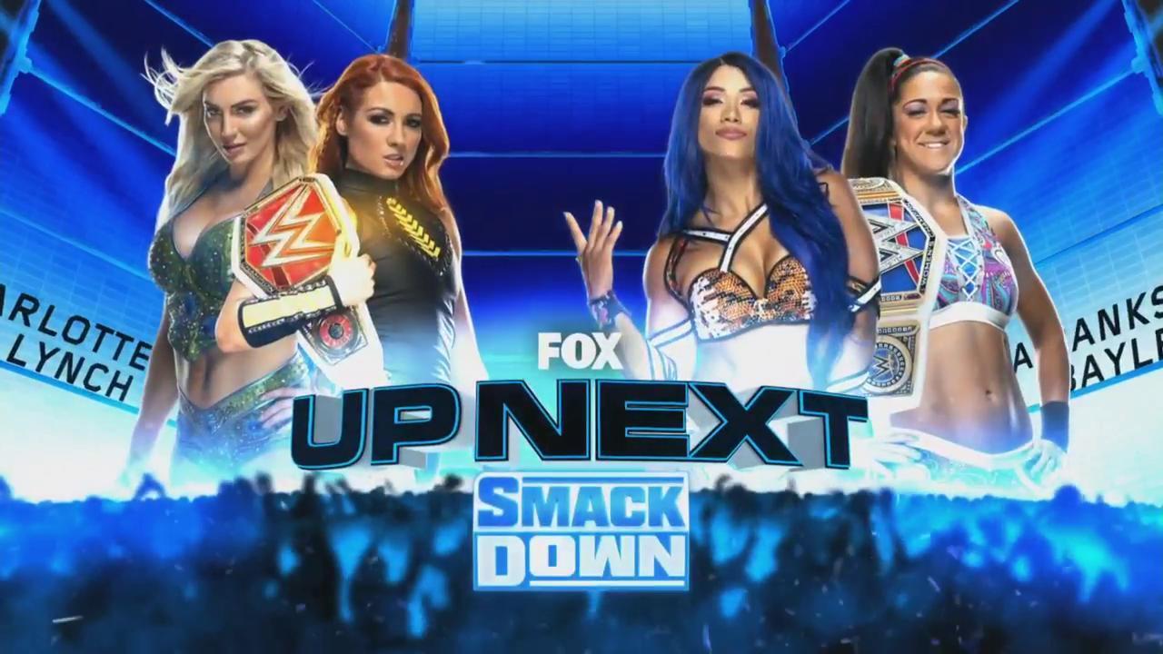 WWE SMACKDOWN (4 de octubre 2019) | Resultados en vivo | El debut en FOX 10