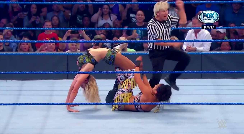 WWE SMACKDOWN (4 de octubre 2019) | Resultados en vivo | El debut en FOX 14