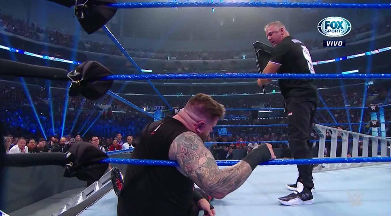 Shane McMahon es despedido de WWE