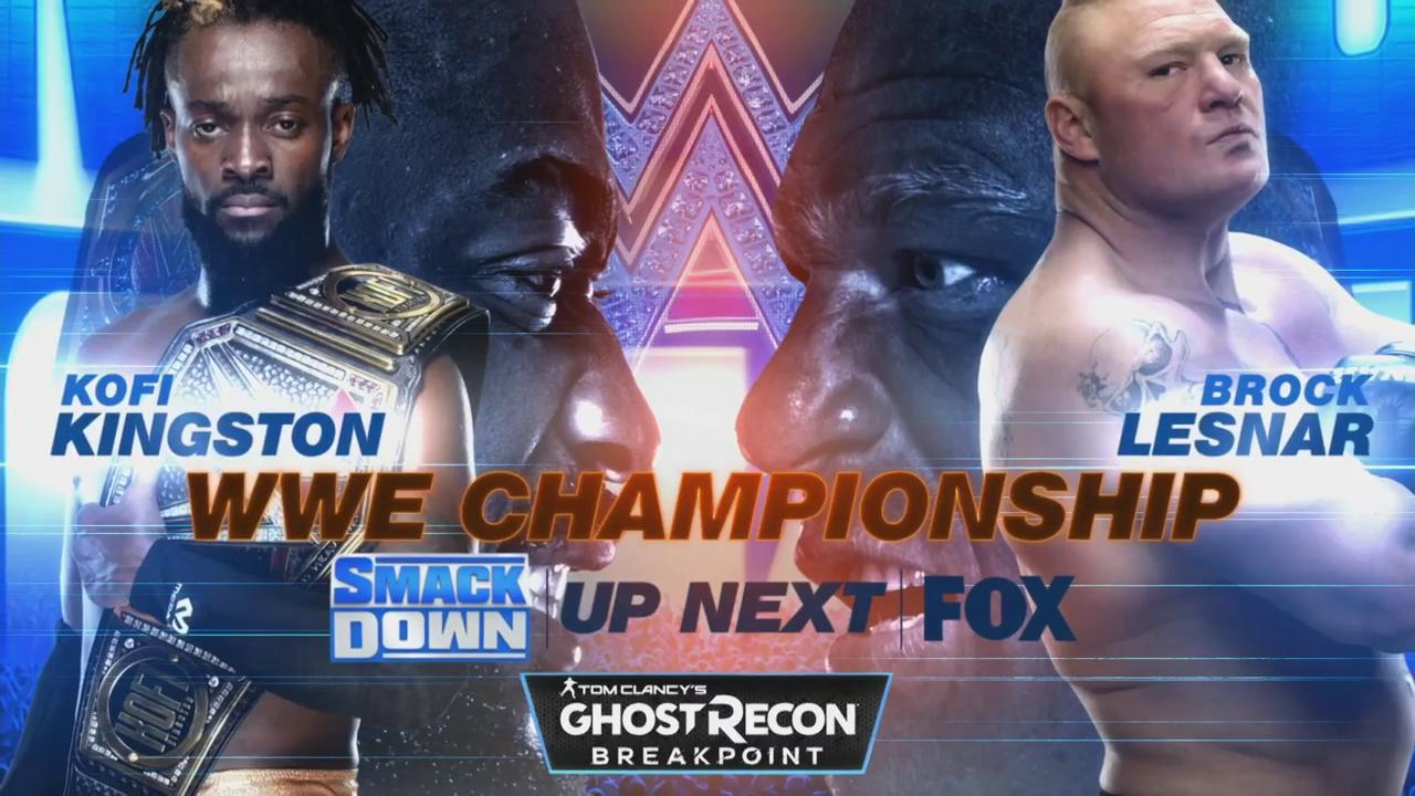 WWE SMACKDOWN (4 de octubre 2019) | Resultados en vivo | El debut en FOX 35