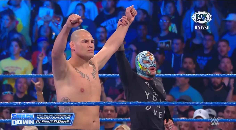 WWE SMACKDOWN (4 de octubre 2019) | Resultados en vivo | El debut en FOX 41