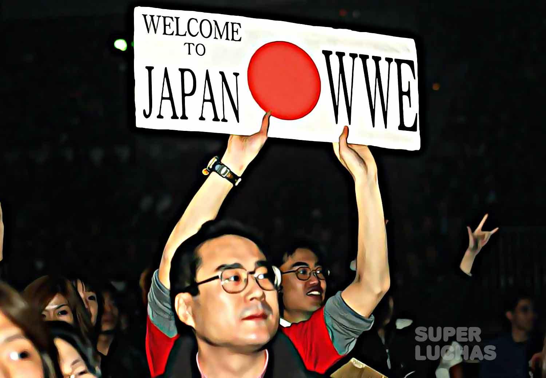 WWE en Japón