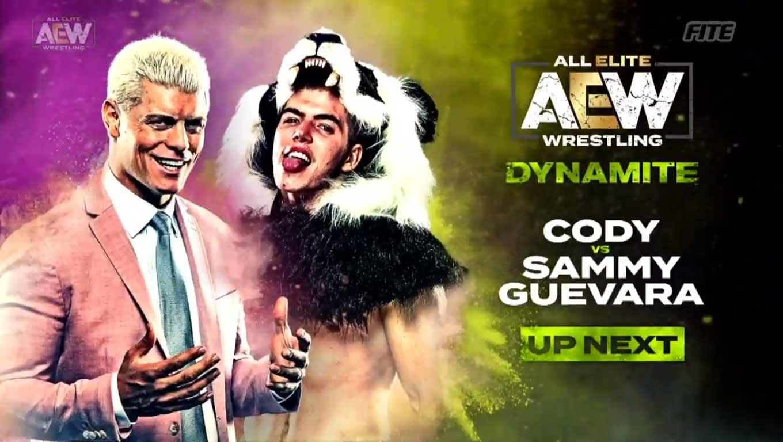 AEW Dynamite (2 de octubre 2019)   Resultados en vivo   El inicio de una era 2