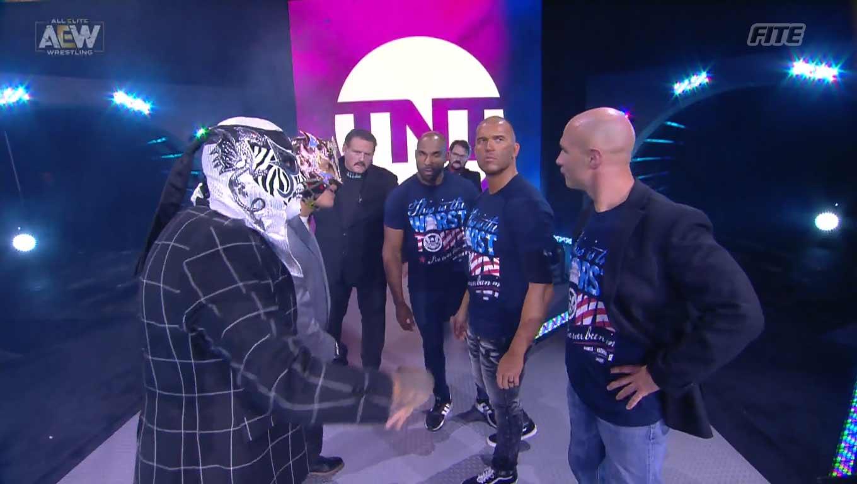 AEW Dynamite (2 de octubre 2019)   Resultados en vivo   El inicio de una era 16