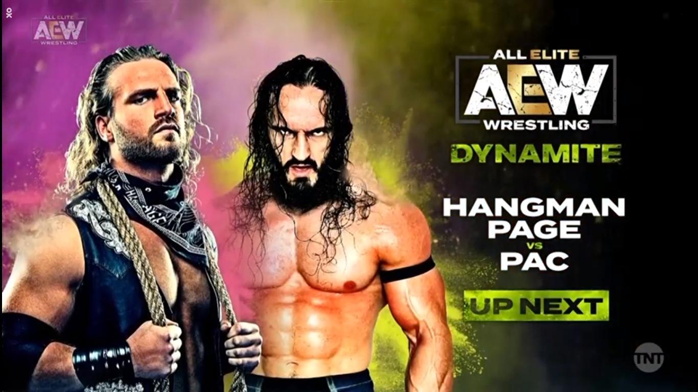 AEW Dynamite (2 de octubre 2019)   Resultados en vivo   El inicio de una era 18