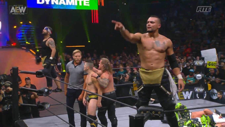 AEW Dynamite (2 de octubre 2019)   Resultados en vivo   El inicio de una era 45